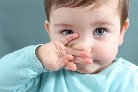 10 bí quyết trị sổ mũi cho trẻ